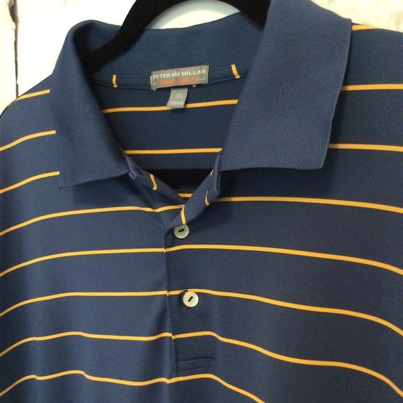 8f754e740 Men's Peter Millar summer comfort golf shirt polo.  M_5b6e268a5bbb80ad242f21a0